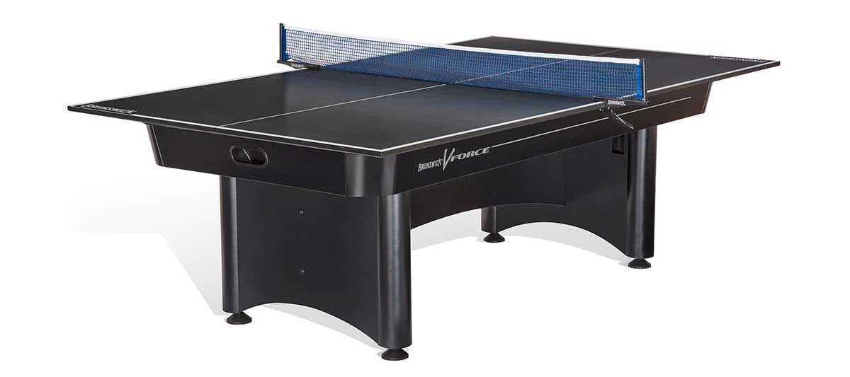 Brunswick CT7 Table Tennis Conversion Tops